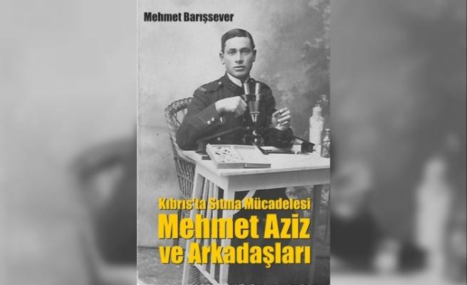 """Kıbrıs'ta """"talasemi"""" ve """"sıtma"""" mücadelesi kitaplaştırıldı"""