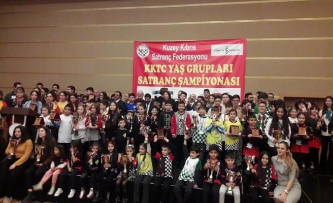 KKTC Yaş Grupları Satranç Şampiyonası