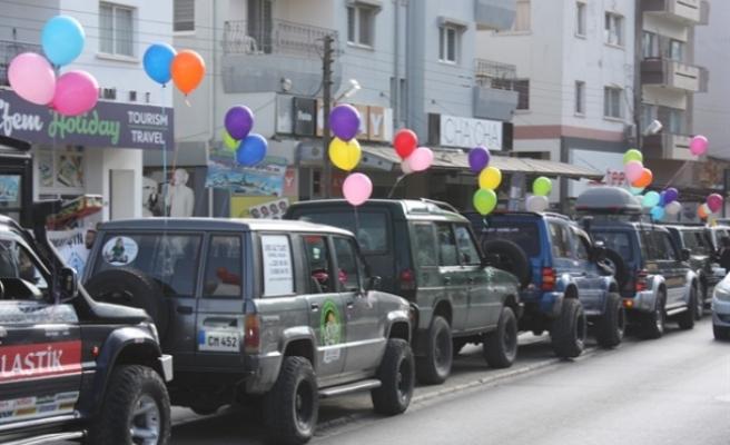 KTÖS, Gazimağusa'da etkinlik düzenledi