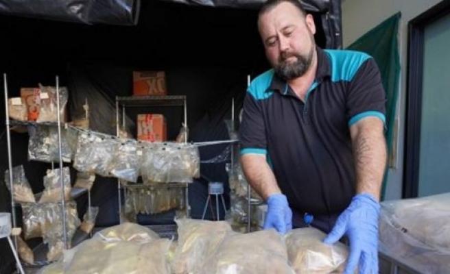 Limasol Limanı'ndan Yola Çıkan 645 Kilo Uyuşturucuyla İlgili Büyük Operasyon