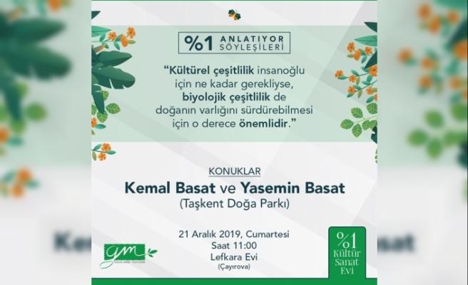 Mehmetçik Kültür-Sanat Evi'nde söyleşi düzenleniyor