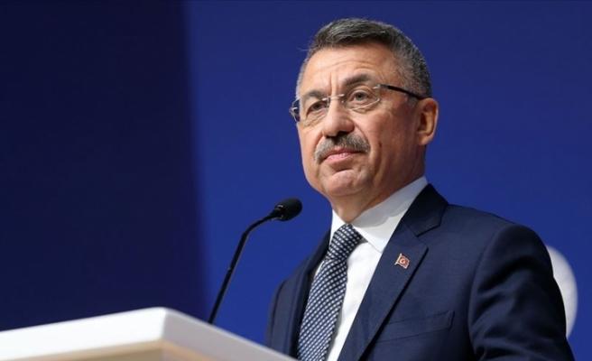 """Oktay: """"Türkiye Suriye'de barıştan yana tutumundan ve Libya mutabakatından geri adım atmayacak"""""""