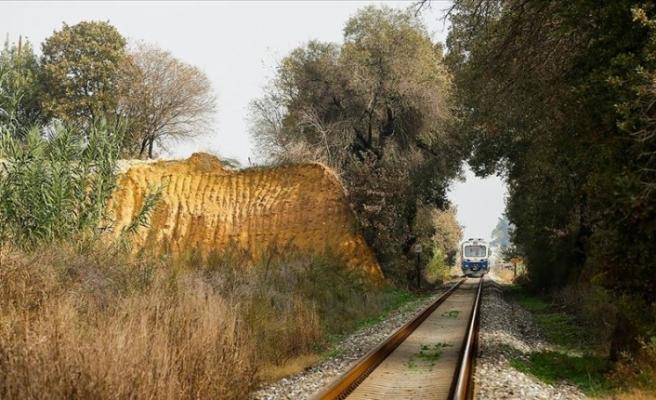 Osmanlı'nın ilk raylarında yolculuk keyfi ilgi görüyor