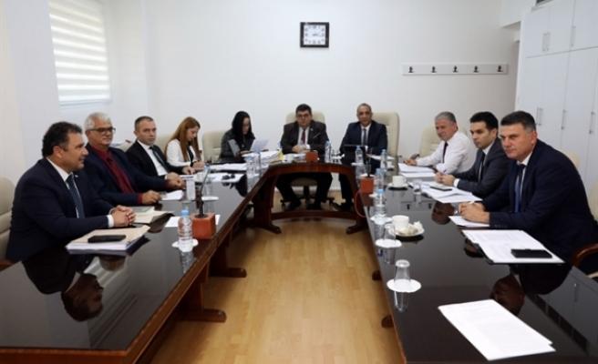 Sel araştırma komitesi raporunu genel kurula sevk etti