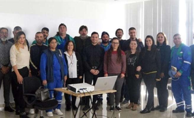 'Şiddete Karşı Biz De Varız' bilgilendirme kampanyası başladı