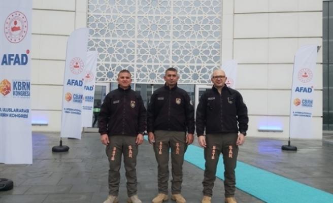Sivil Savunma Ankara'da kongreye katıldı