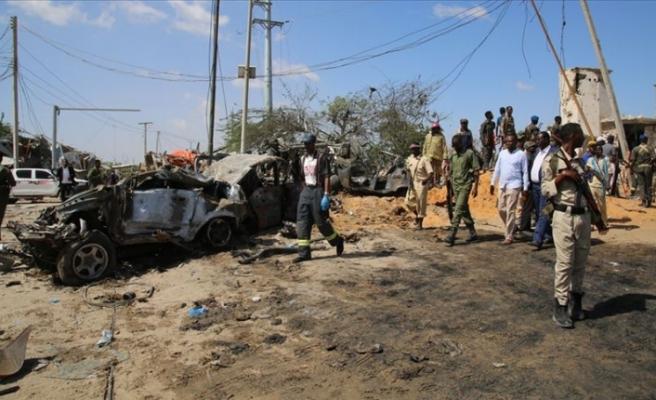 Somali'deki saldırıda 2'si Türk vatandaşı 61 kişi hayatını kaybetti