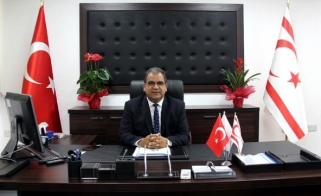 Sucuoğlu, 10 Aralık İnsan Hakları Günü dolayısıyla mesaj yayımladı