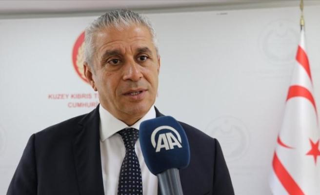 """Taçoy: """"Türkiyesiz Doğu Akdeniz'de denge sağlanamayacağını herkes biliyor"""""""