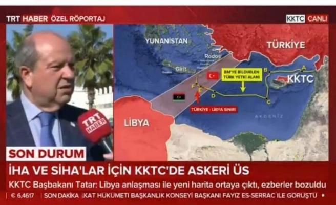 """Tatar: """"Acil ihtiyaç nedeniyle SİHA faaliyetlerine izin verildi"""""""