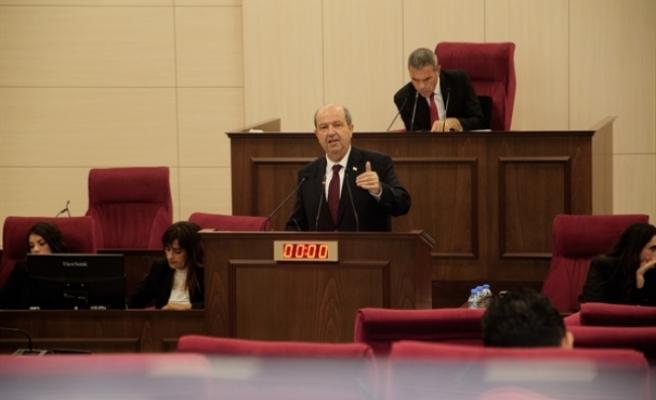 """Tatar: """"Türkiye'ye bağımlılığımız her geçen gün azalıyor"""""""