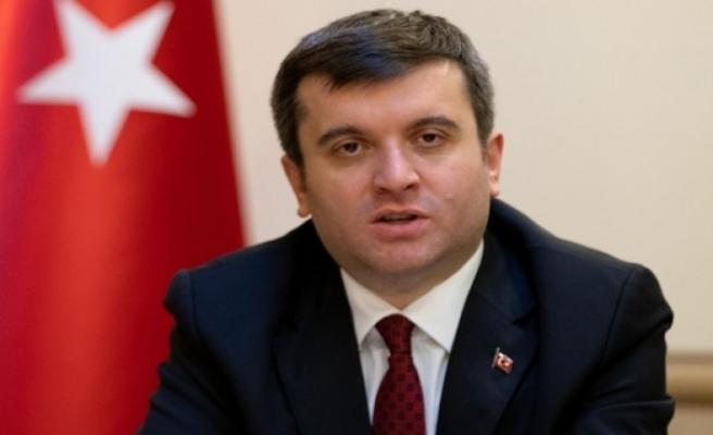 Türkiye Dışişleri Bakan Yardımcısı'ndan Kıbrıs açıklaması