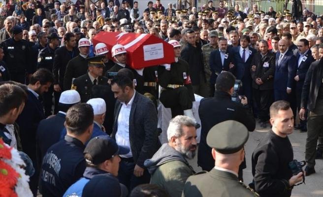 Türkiye, şehitlerini uğurladı