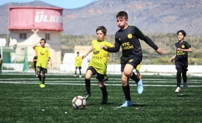 U10 Ligi'ne son başvuru 2 Ocak 2020