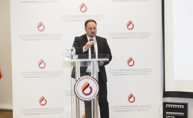 """Yükseköğretimde Kalite"" konulu konferans"