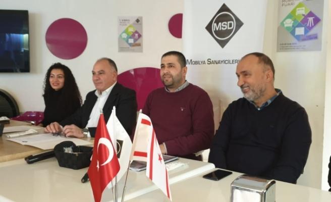 1. Kıbrıs Mobilya Fuarı 23 Ocak'ta
