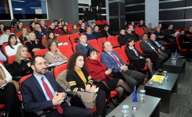 """Avrupa Birliği, """"Avrupa Birliği'nde Ürün Güvenliği"""" konulu panel düzenledi"""