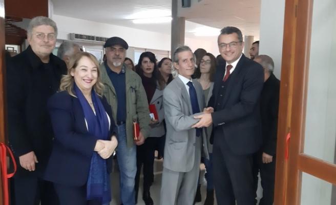 Ayyannililer Kültür ve Dayanışma Derneği sergisi açıldı