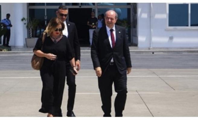 Başbakan Tatar,bugün İstanbul'a gidiyor