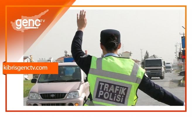 Bir haftada 72 trafik kazası