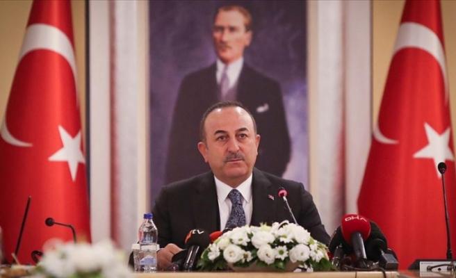 """Çavuşoğlu: """"Süleymani'nin öldürülmesi bölgemizin barışı için ciddi bir risk olmuştur"""""""