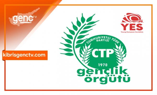 """CTP Gençlik Örgütü: """"Kaza yok politikasızlık var, kaza yok trafik cinayetleri var"""""""