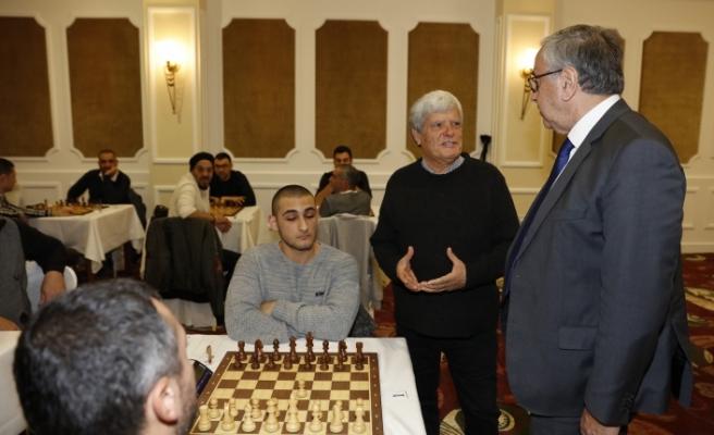 Cumhurbaşkanlığı Kupası Satranç Şampiyonası başladı