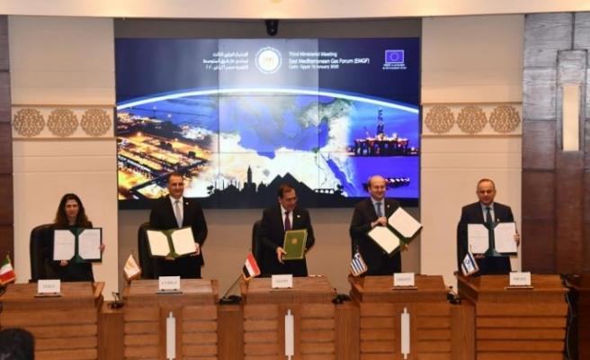 Doğu Akdeniz Gaz Forumu, bölgesel enerji ittifakına dönüştü