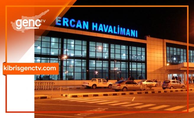 Ercan'a termal kamera ve izolasyon odası