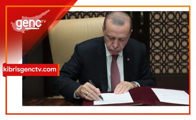 Erdoğan, 170 milyon Türk Liralık destek kararnamesini imzaladı