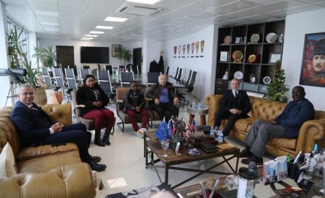 GAÜ, Afrika programına Gana'yı da ekledi
