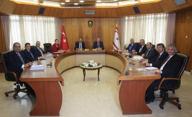 Hükümet, hazırladığı anayasa değişiklik önerisini Meclis'e sundu