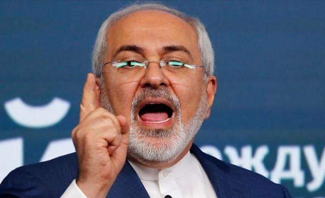 """İran Dışişleri Bakanı : """"ABD haydutça maceracılığının tüm sonuçlarından sorumlu olacaktır"""""""