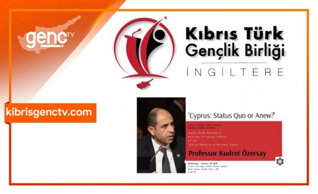 Kıbrıs Türk Gençlik Birliği'nden kınama ve çağrı