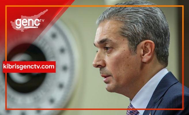 """""""Kıbrıs Türklerinin haklarını korumaya devam edeceğimizden kimse şüphe duymasın"""""""