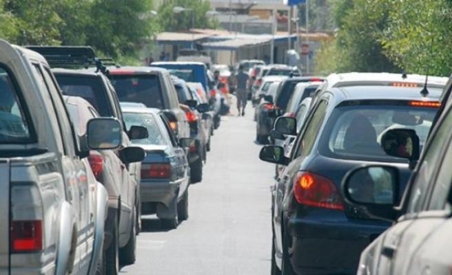 KKTC'den benzin alımı Güneyde gelir kaybı