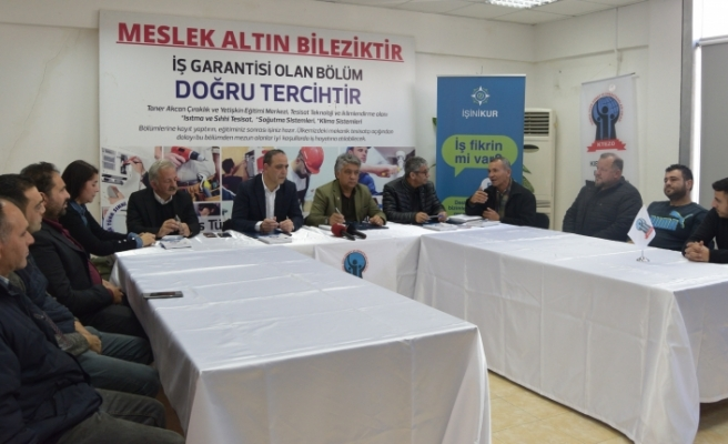 Lefkoşa'da sıhhi tesisat ve mekanik alanlarda önemli işbirliği