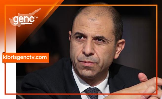 """Özersay: """"Bölgedeki gelişmeler, Kıbrıs'ın önemini ciddi şekilde arttırdı"""""""