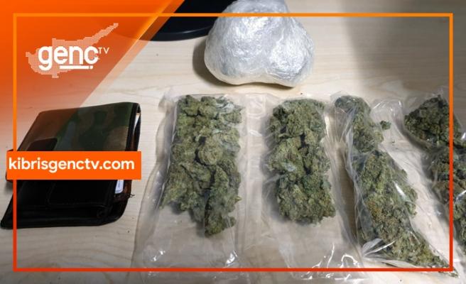 Polisten uyuşturucu operasyonları
