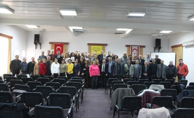 Posta Dairesi, 56'ncı kuruluş yıldönümünü kutladı