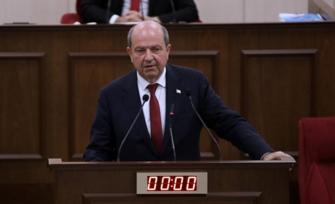 """Tatar: """"Sıkıntılı bir süreç oldu...Koalisyon ortağı ile fikir ayrılığı yaşadık"""""""