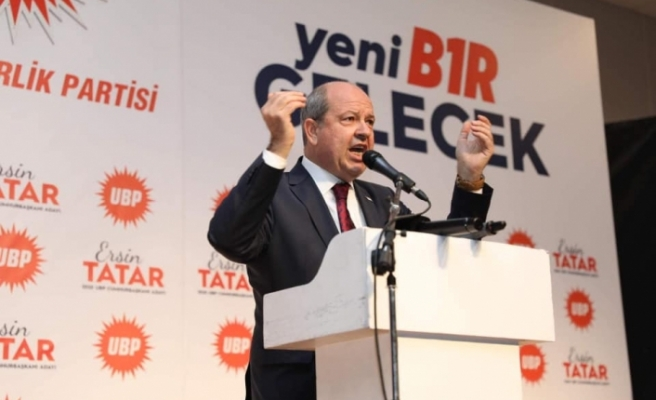 """Tatar: """"Tüm örgütlerle gece gündüz çalışarak seçimi kazanacağız"""""""
