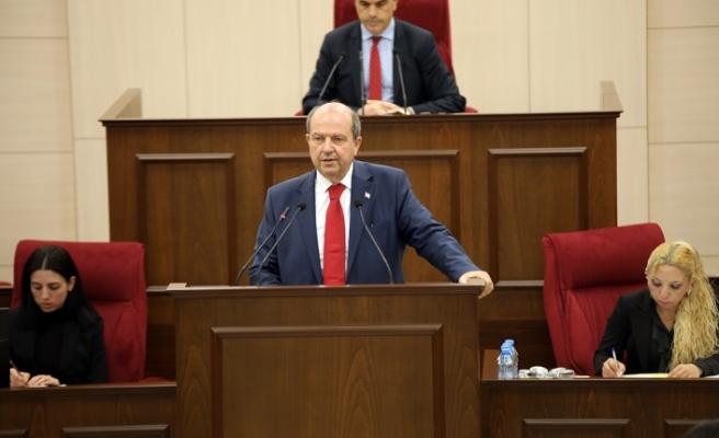 """Tatar: """"UBP olarak imar planına karşı değiliz"""""""