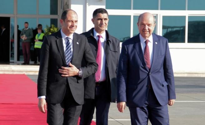 Tatar ve Özersay, İstanbul'a gitti