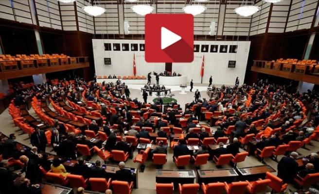 TBMM Genel Kurulu Libya tezkeresi için olağanüstü toplandı