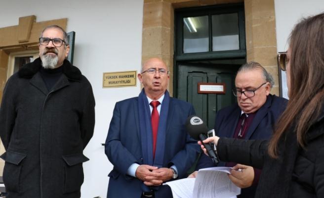 TDP, Anayasa Mahkemesi'ne başvurdu
