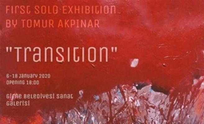 """Transition"" resim sergisi,  Girne Belediyesi Sanat Galerisi'nde"