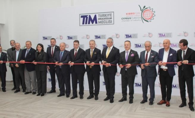 Türkiye İhracatçılar Meclisi KKTC ofisi açıldı