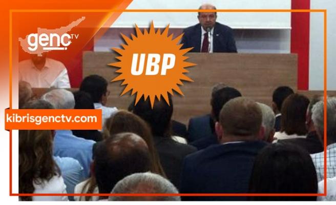 UBP'de Parti Meclisi, Cumhurbaşkanı adayını belirleyecek