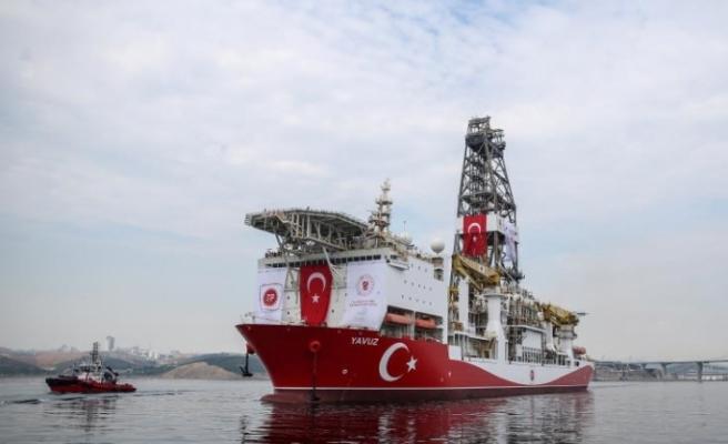 Yavuz sondaj gemisinin çalışmalarına Güneyden tepkiler